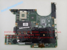 434723-001 for HP DV6000 series intel945GM HD graphic together heatsink and cpu,compatible with 945PM motherboard  stock No.210