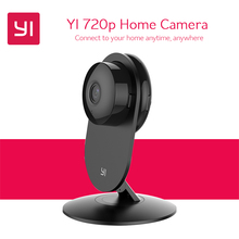 "YI 720P Home IP Camera 110"" Wide Angle HD Two-way Audio Activity Alert Smart Webcam International Xiaomi yi Video Monitor(China)"