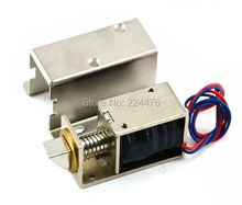 Electronic door lock12V / 24V small electric locks cabinet locks drawer small electric lock rfid access control