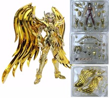 in stock Sagittarius Aiolos Milo Scorpio soul of gold Divine armor Saint Seiya Myth Cloth EX GREAT TOYS GT EX PayPal Payment(China)