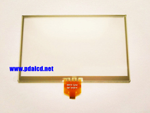 10pcs/lot New 4.3 inch Touch screen for LTE430WQ-F0C LTE430WQ-FOC GPS digitizer panel replacement