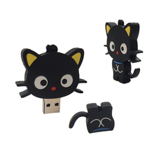 High-speed pen drive Mini cat usb flash drive pendrive 4gb 8gb 16gb 32gb 64gb memory stick usb disk real capacity business gift(China)