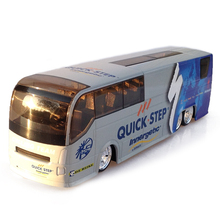 Free shipping Belgium team quickly Big Bus Tour de France round-robin For Baby Toys
