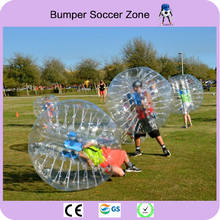 Free Shipping 1.5m Inflatable Bubble Soccer Ball Bumper Bubble Ball Plastic Balls Air Football Balls Giant Inflatables
