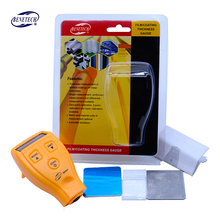 BENETECH digital coating thickness gauge 0-1.8mm/0-71.0mil GM200 Car Painting Paint Thickness Meter Car Diagnostic Tool(China)