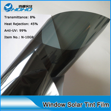 5ft By 33ft  Better Effect  thermal insulation window film PET Solar Window Film for Auto&Building window(152cmx10m)