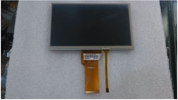 7 inch LCD display screen at070tn93 at070tn94 giving touch-screen extension cord free shipping<br>