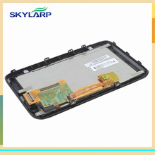 skylarpu 5 inch LCD screen for TomTom GO 4CQ01 GPS navigation display Screen with Touch screen digitizer(China)