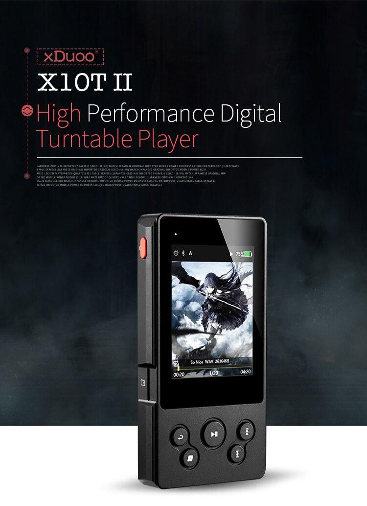XDUOO X10T II  (1)