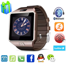 Smart Watch DZ09 Digital U8 Wrist With Men Bluetooth Electronic Smartwatch for IOS Apple iPhone Huawei Android Xiaomi phone