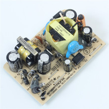 2pcs 500MA AC-DC 12V 0.5A Switching Power Supply Module for Replace/Repair LED Power Supply Board