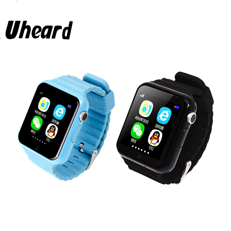 Wearable Devices GPS Watch Waterproof Phone Watch PK A1 Q50 SOS Call Location Devicer Tracker Anti-Lost Monitor Smart Baby Watch<br>
