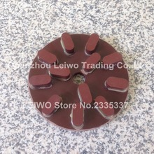 Resin Bond Grinding Disc 8 inch (200 mm) Granite Suface Medium Fine Grinding Polishing System Plate Abrasive Tools Grit 500(China)