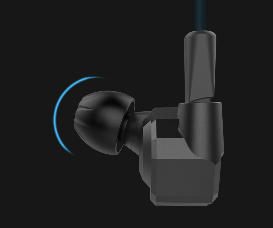 KZ ZS6 2*DD+2*BA 8 Drivers Hybrid Earphone with Microphone In Ear HIFI Stereo Sport Running Headset Metal Earbuds DJ XBS BASS