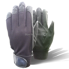 PU Working Gloves Protective Gloves Bicycle gloves high quality PU safety gloves