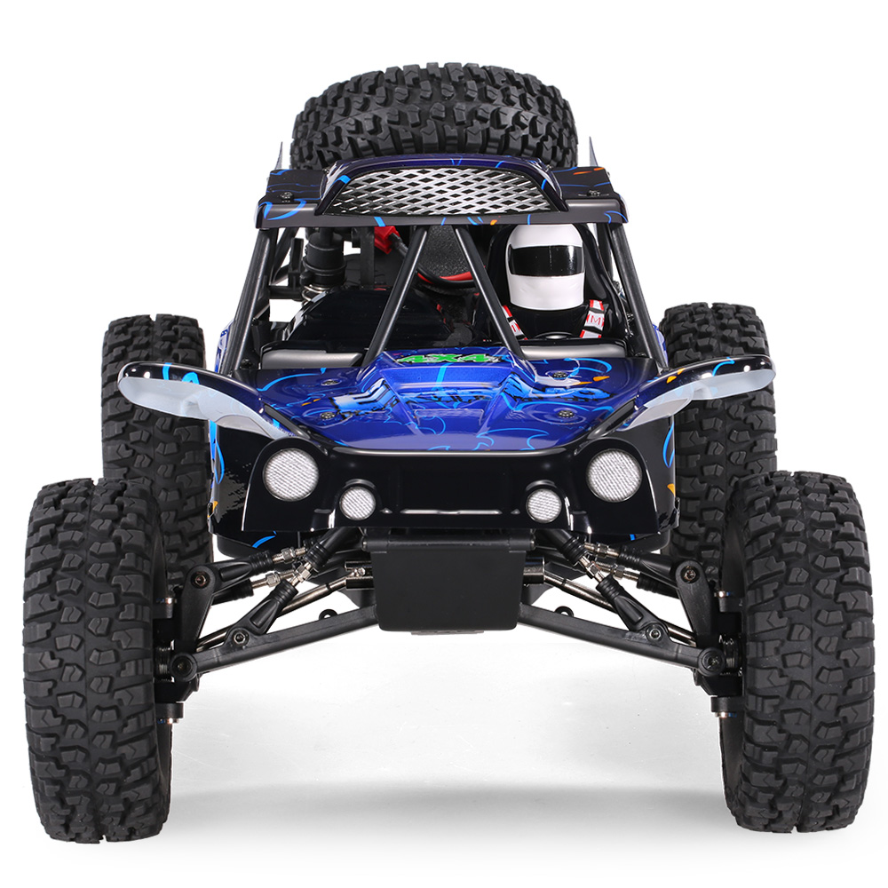 Cool Remote Control Climbing Car SUV 10428-B2 110 2.4G 4WD Electronic Rock Crawler Off-Road Buggy Desert Baja RC Cars RTR (12)