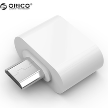 ORICO MOG02 Micro USB To USB OTG Adapter For Android mobile phone Samsung HTC LG Sony Meizu Nokia Tablet connect to Flash Mouse