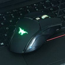Combaterwing CW90 Professional Gaming Mouse 3800DPI Adjustable USB Wired Mice Breathing LED Light Black - Shenzhen CarNival Trading Co., Ltd. store