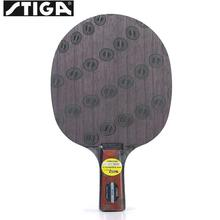100% original STIGA offensive classical series table tennis racket short and long handle NANO CARBON LOOP