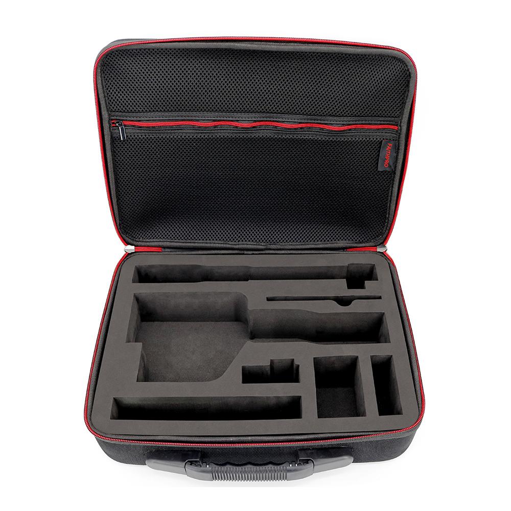 Storage bag case For zhi yun Zhiyun Smooth Q Handheld 3-Axis Gimbal with For GoPro Hero 4 5 6 xiaomi Yi Action Camera Box 1 (6)