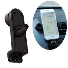 360 Degree Portable Car Air Vent Holder for Cherry Mobile M1 /Flare XL Plus/S4 Plus/X /Cosmos Force/ Zoom Phone Car Trestle