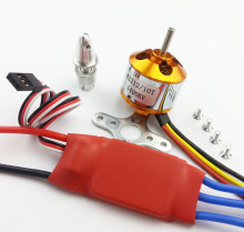 1400KV Brushless Motor 2212-10+ESC 30A  plate speed controller ESC Copter NEW  H364 THC002103