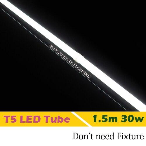 High-end LED tube 5FT 30w Integration lamp 1.5m 5 feet tubes AC85-265v 3000K 4000K 5000K 5500K 6000K 6500K 7000K<br>