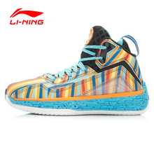 Li-Ning Outdoor Basketball Shoes Men Bounse Techonology Tuff  Lace-Up Damping Wade Sneakers Sport  Shoes  ABFK011 XYL049