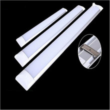 Explosion Proof T8 LED Tubes Batten Lights 1ft 2ft 3ft 4ft LED tri-proof Light Tube Replace Fixture Ceiling Grille Lamp