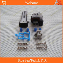 Sample,2 sets 2Pin Oil nozzle plug,Fuel spray nozzle connector,Car waterproof connector for SGMW,HRV,Corsa etc.Methanol refit