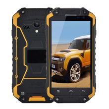 "2016 Original X8G IP68 Rugged Waterproof Phone Shockproof Android Moble Phone MTK6735 Quad Core 4.7"" 2GB RAM 4G Lte BV6000 GPS"