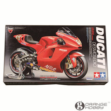 OHS Tamiya 14101 1/12 Desmosedici Scale Assembly Motorcycle Model Building Kits