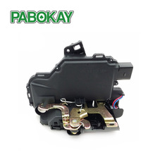 Free Shipping FRONT RIGHT SIDE 3B1837016A FOR GOLF 4 IV MK4 SEAT SKODA PASSAT BORA LUPO CENTRAL DOOR LOCK ACTUATOR MECHANISM(China)