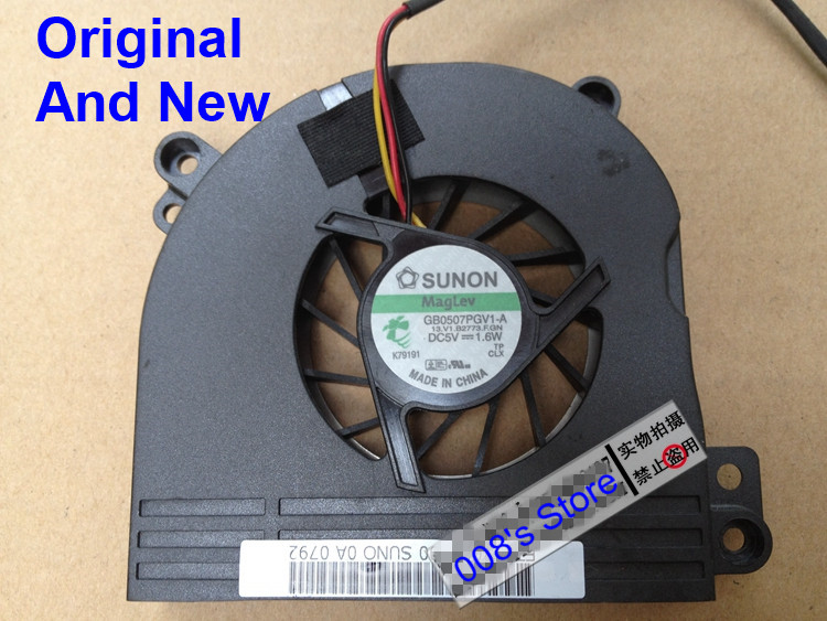 Original New Toshiba Satellite S50-C S50T-C S55-C S55T-C Fan for Discrete GPU