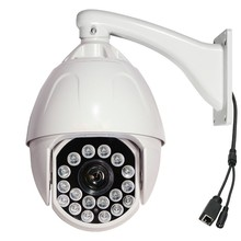 960P HD Waterproof IP Camera Monitor Security Camera Dome Camera Mini Adjustable Focal Length Camera