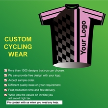 Italy Ink custom service pro biker jersey/lady&women cycling clothing/logo bike shirt with high discount good quality(China)