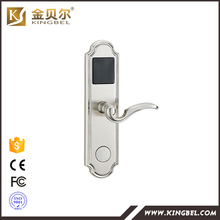Digital electric Promotion intelligent Electronic RFID hotel key card door lock(China)