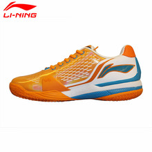 Li-Ning Professional Tennis Shoes for Men Cushioning Breathable Stability Athletic Sneakers Sports tenis masculino Shoe ATAJ005(China)