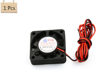 Cooling/Radiator Fan 3D Printer Parts 40*40mm DC 12V 0.1A Fan For MakerBot RepRap UP Mendel I3 Printer