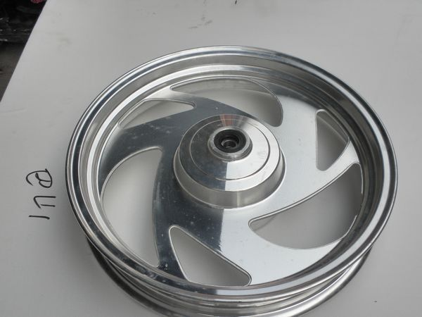 STARPAD For 150 Storm Prince Motorcycle Front aluminum rim franchise this car accessories(China)