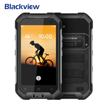 Blackview BV6000S Android 6.0 4.7 Inch 4G Smartphone MTK6737 1.5GHz Quad Core 2GB RAM 16GB ROM Waterproof Shockproof NFC GPS(China)
