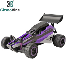 GizmoVine RC Car High Speed 20KM/H 1:32 Remote Control Car Auto Radio Control 2wd RC Drift Model Toys with Rechargeable Battery(China)