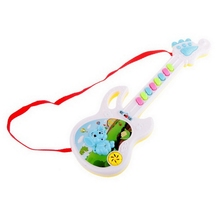 1Pcs Childrens Electronic Hand Touch Guitar Toys Kids Play & Learning Musical Christmas Gifts Toys Random Color