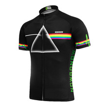 2017 NEW Summer men's black cycling Jerseys nowgonow Cycling Clothing team MTB / road Bicycle Clothes bike wear Polyester 100%(China)