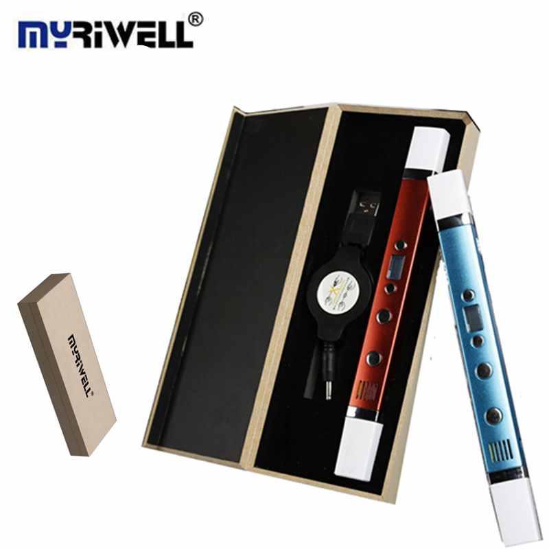 5V2A USB Charging 3D Pen Original Myriwell 3rd Gen...