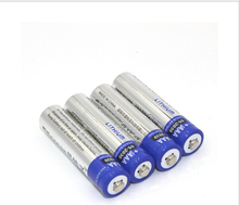 4 pcs/lot ETINESAN 1.5V Lithium li-ion AAA Primary Batteries Battery for camera,radio,toy etc.Good quality,15-year shelf life