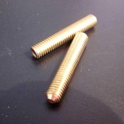 3 D printer accessory Reprap mendel 3D printer M6X34(L) 0.5 mm nozzle top quality free shipping<br><br>Aliexpress