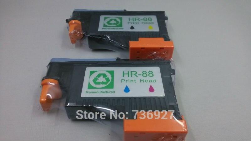 1SET X for HP88 printhead C9381a C9382A For hp 88 K550 K5300 K5400 K8600 L7000 L7480 7550 7580 7680 L7710 L7750 L7780<br><br>Aliexpress