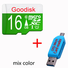 Micro SD Card 128gb flash Card high speed 16GB 64GB TF Memory card Real capacity mobile phone 4 gb 8 gb mini sd card with gift(China)
