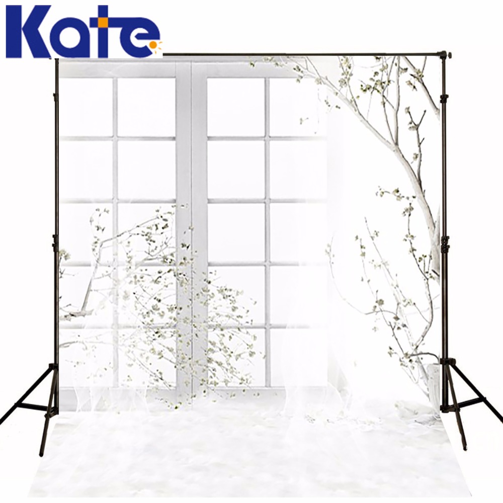 Kate White Indoor Wedding Photo Background Dream Branches Doors Photography Backdrops Fabric Photography Backdrop 3319 Lk<br>